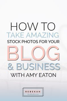 Want to make perfectly styled, on brand stock photos for your blog or business? Amy Eaton will teach you how to do just that in this post - From what tools to use, to photo styling advice for bloggers and business owners. Click through to learn how you ca