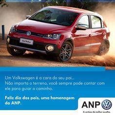 Dia dos Pais ANP Volkswagen #web #socialmedia