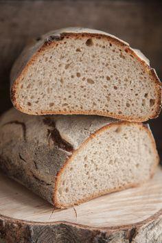 Roggenbauer-Roggenbrot Rye Bread Recipes, Easy Baking Recipes, Cooking Recipes, German Bread, German Baking, Fall Soup Recipes, Pumpkin Recipes, Kenwood Cooking, Bread Recipes