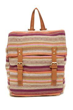 Barganza   Barganza Top Handle Backpack