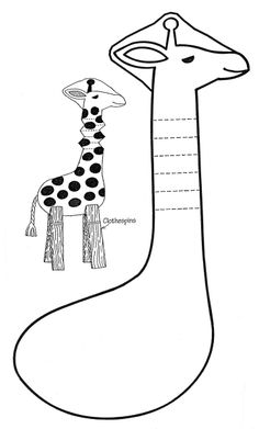 noah's ark giraffe clip art - Google Search | Primary Ideas ...