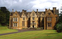 Wroxton Abbey a Jacobean house in Wroxton, Oxfordshire converted to Wroxton College an adjunct of Fairleigh Dickinson University. Spent 6 great months although it did rain a lot.