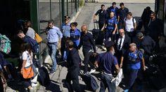 Italia, gli azzurri a Malpensa: quanti tifosi ad accoglierli! - Corriere dello Sport