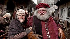 The Hollow Crown: Henry IV - Julie Walters as Mistress Quickly and Simon Russell Beale as Falstaff (photo credit: BBC TV) Loki, Thor, Shakespeare History, Shakespeare Plays, Shakespeare Quotes, William Shakespeare, The Hollow Crown, Tom Hiddleston, Simon Russell Beale