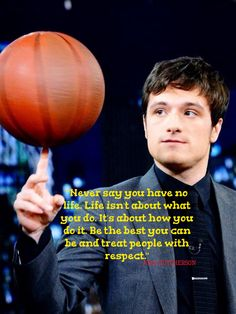 Josh Hutcherson quote