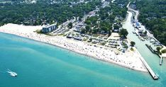 Grand Bend Beach information including parking, beach cams, beach safety, and beach water quality. Vacation Destinations, Vacation Trips, Vacation Ideas, Vacations, Toronto Vacation, Mini Vacation, Weekend Trips, Vacation Spots, Beaches In Ontario