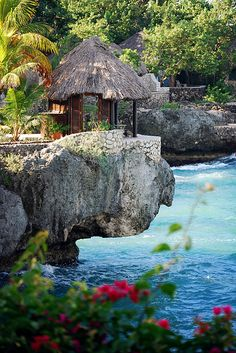 Rockhouse in Negril, Jamaica
