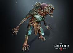 ArtStation - Garkain, The Witcher 3, Wild Hunt- Blood and Wine Expansion, Antonio Jose Gonzalez