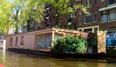 House boat 5