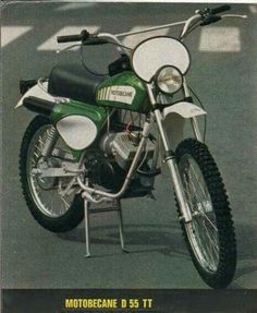 Motobecane D 55 TT
