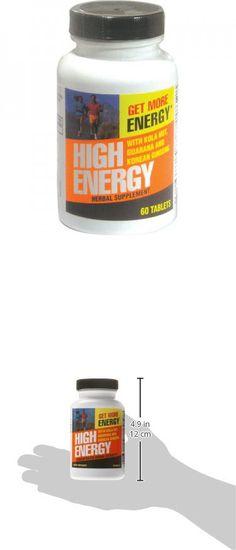Weider  High Energy 60 Tablets,  Bottle (Pack of 3)