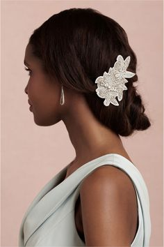 Bracken Clip in SHOP Shoes & Accessories Headpieces at BHLDN