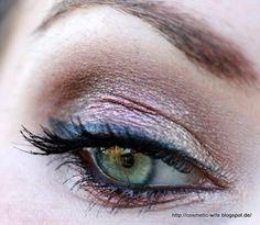 ... noch ein Make up Blog ...: Sleek Storm palette