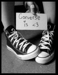 687dc7d80f27 Converse is  lt 3 Converse All Star