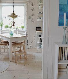 drudeblaa: Velkommen inn på kjøkkenet
