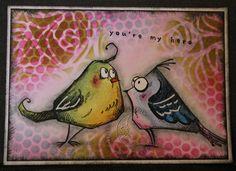 Arwen's kreative Welt: ~*von verrückten Vögeln & anderen Kreaturen*~