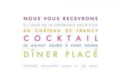 Carton d'invitation mariage Justifié by elephant (rose) pour www.rosemood.fr #mariage #wedding #invitation