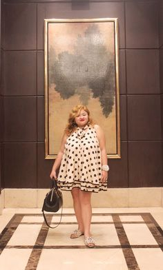 We love meeting up with plus size fashion bloggers from all over the world, and today's spotlight brings a unique perspective.  At five feet tall, this Philippina shares the challenges of finding great plus size fashion and hopes to inspire others with her creativity and perspective.  Meet Loiselle of Curvy Statements!  Fashion Blogger Spotlight:  Loiselle of Curvy Statements https://thecurvyfashionista.com/2018/04/13/fashion-blogger-spotlight-loiselle-of-curvy-statements/