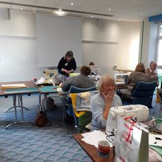 The ladies were busy, busy, busy at our leap Weekend Quilting retreat! Why not come and join us and escape for the weekend at one of our upcoming retreats? Busy Busy, Me Time, Quilting, Join, Sewing, Fabric, Pattern, Furniture, Home Decor