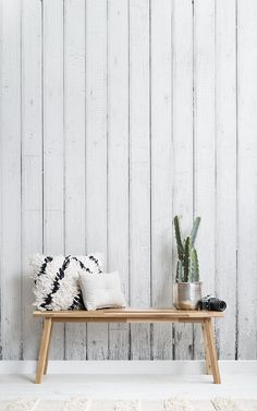 Our Whitewash Wood Wallpaper is an impressive wood effect mural that will add texture and style to y Wood Effect Wallpaper, Look Wallpaper, Wooden Wallpaper, Computer Wallpaper, Bedroom Furniture Sets, Room Decor Bedroom, Bathroom Furniture, Mens Room Decor, Wooden Walls