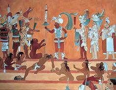 Mexican Folk Painting is as assorted as Mexican culture and like many other folk art styles in the country is a blend. Maya Civilization, Mexican Folk Art, Ancient Artifacts, African History, Ancient History, Archaeology, Black History, Native American, Painting