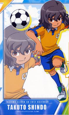 Tenya Yabuno, Level-5, OLM Digital Inc, Inazuma Eleven Go, Shindou Takuto