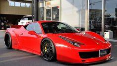 LB performance Ferrari 458 Italia 0 600x339