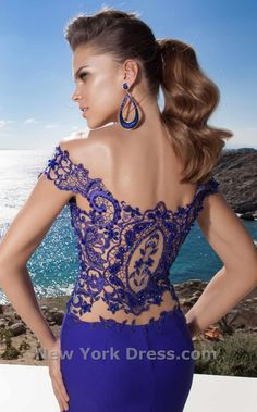 # DRESS IN BLUE Tarik ediz 92568