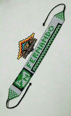 Cross Stitch Alphabet Patterns, Bead Loom Patterns, Bead Loom Bracelets, Loom Beading, Seed Beads, Diy And Crafts, Crochet, Jewelry, Satin Bows