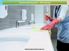 Throughout The Melbourne Metropolitan Area, GSR Cleaning Services Perform A Variety Of General Cleaning Duties Including Lawn Mowing, Regular Cleaning And Stocking Of Supplies In Buildings, Offices, And Residential Areas.
