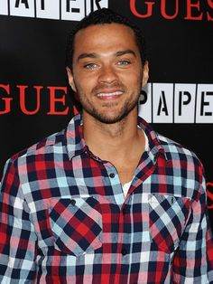 Jesse Williams: Paper's Most Beautiful People Party!: Photo Jesse Williams walks the carpet at the 2011 Beautiful People Party hosted by Paper Magazine at The Standard Hotel on Tuesday (March in Los Angeles. Most Beautiful People, Beautiful Men, Simply Beautiful, Detroit Become Human Actors, Jessie Williams, Jackson Avery, Hot Black Guys, Handsome Black Men, Hot Actors