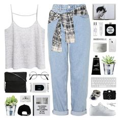 """Searching the Ship"" by novalikarida ❤ liked on Polyvore featuring Boutique, Faith Connexion, MANGO, NIKE, Rick Owens, ASOS, TokyoMilk, Brixton, Byredo and philosophy"