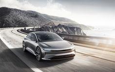 한 번 충전으로 640km 주행하는 전기차 - 제품으로 보는 세상의 안테나, 펀테나