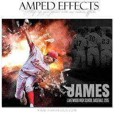 Our amped effects sports poster templates are opening up doors and creating new revenue streams for photographers. our unique photoshop templates are Photoshop Pics, Photoshop For Photographers, Photoshop Design, Photoshop Photography, Photoshop Tutorial, Photoshop Actions, Photoshop Celebrities, Photoshop Elements, Photography Tips