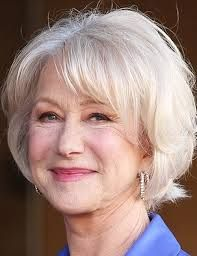 Image result for shorter hairstyles for over 60's