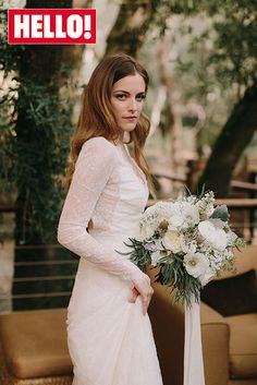 Riley Keough's stunning wedding pictures - Photo 3   Celebrity news in hellomagazine.com