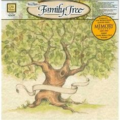 Preserve Your Family History with a Family Tree Scrapbook