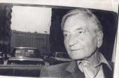 Egyptian novelist, Albert Cossery