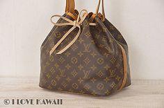 Louis Vuitton Monogram Petit Noe Shoulder Bag M42226 - D00302