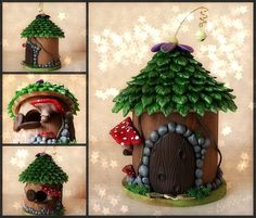 www.artwen.com fairy house