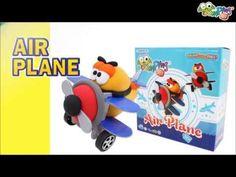 sandylandya@outlook.es  Jumping Clay Tutorial - How to make an Aeroplane
