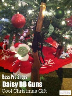 Find out why Daisy BB Guns are the Coolest Gifts for Boys. Plus join @Bass_Pro_Shops $2000 worth of Bass Pro gift cards sweepstakes! #ItsADaisy #ad #Cbias