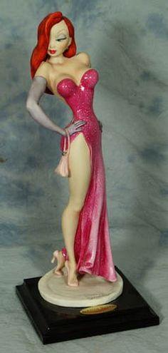 Armani Figurine 'Jessica Rabbit'