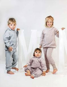 Memini by Kristine Vikse AW/15-16 Beautiful children`s wear for babies and kids