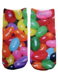 Jelly Bean Socks – Living Royal