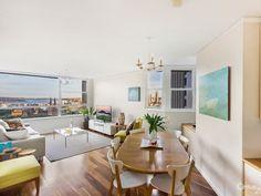 An older apartment in the Park Regis Park St Sydney captures stunning views