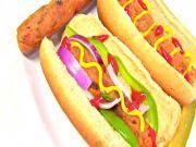 Vegetarian HOT DOG - Vegan & Gluten-free