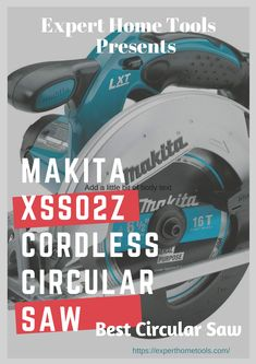 Makita may be an additional tool for a DIYer buy a must have for a professional. Extremely lightweight, only lbs which maximize your productivity in your workplace. Best Cordless Circular Saw, Best Circular Saw, Circular Saw Reviews, Oscillating Tool, Home Tools, Makita, Good Grips, Woodworking Tips, Workplace