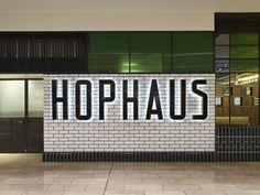 Hophaus – Bier Bar Grill   AGDA Awards