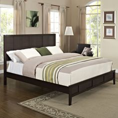 Holly Panel Bed